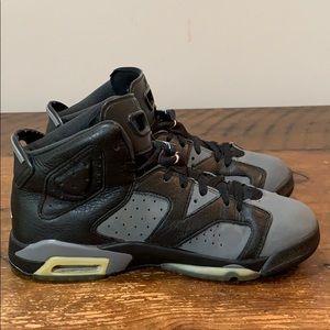Nike Air Jordan Kids 6 Retro BG Basketball Shoes
